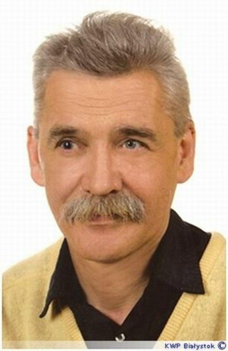 Zaginął 54-letni białostoczanin
