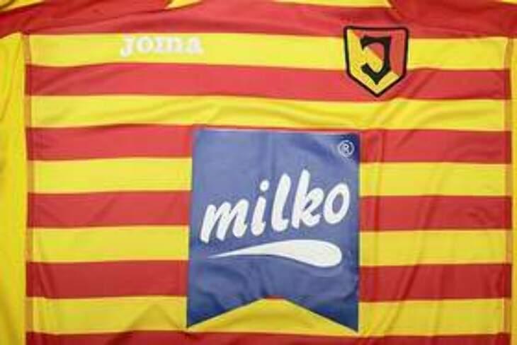Milko sponsorem Jagiellonii