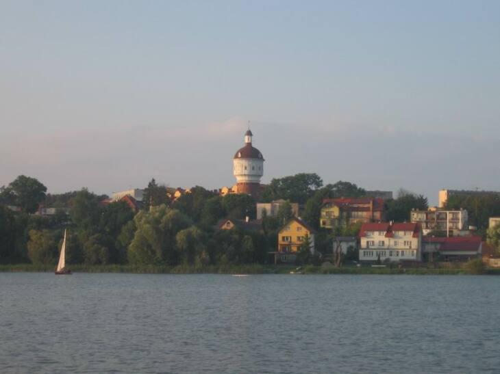 Z Ełku do Augustowa