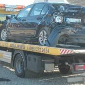 2. Pierwszy wypadek miał miejsce około godz. 14.00 w miejscowości Guty koło Grajewa