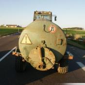 6. zderzeniu dwóch pojazdów na drodze 61 między Szczuczynem, a Obrytkami