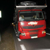 3. 17 października po godzinie 21.00 na drodze krajowej numer 61 relacji Stawiski – Świdry doszło do tragicznego potrącenia