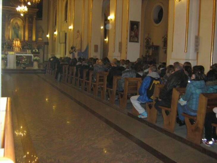 Misje w kościele św. Trójcy