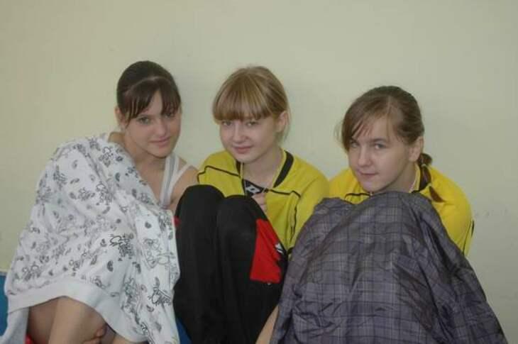 Zawody w badmintonie -foto
