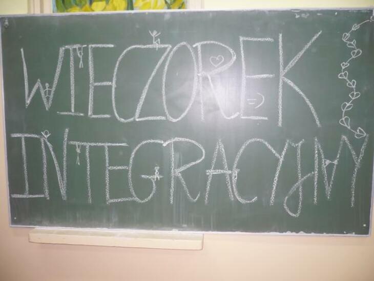 """""""Wieczorek integracyjny"""