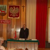1. Przewodniczący Rady Miasta - Grzegorz Curyło