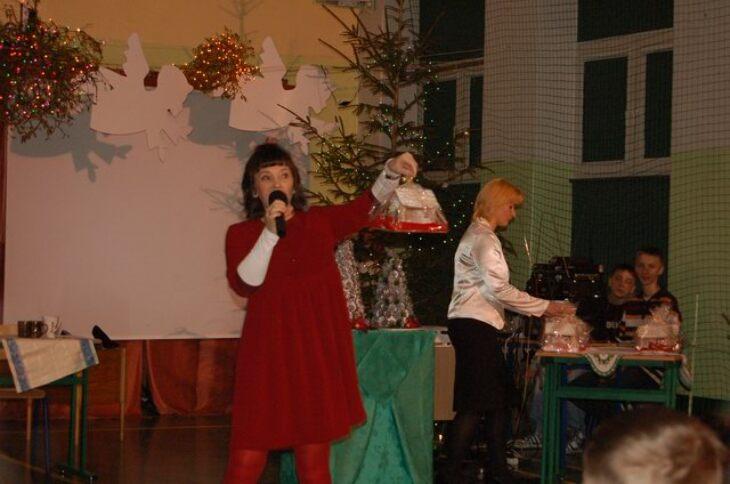 Festyn Świąteczny  w PG2