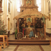 1. Grajewo, kościół Trójcy Przenajświętszej fot. e-Grajewo.pl