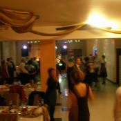 2. fot. noworoczny bankiet w jednej z grajewskich restauracji.