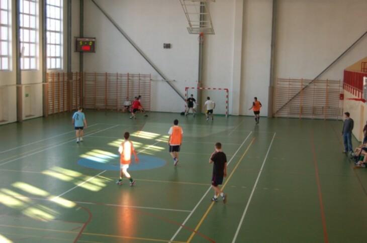 Turniej futsalowy 28 I