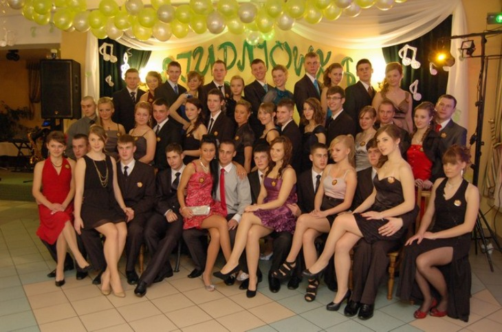 Studniówka 2011 - ZS nr 2
