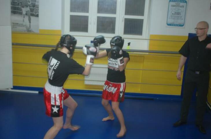 Kickboxing (pokaz)