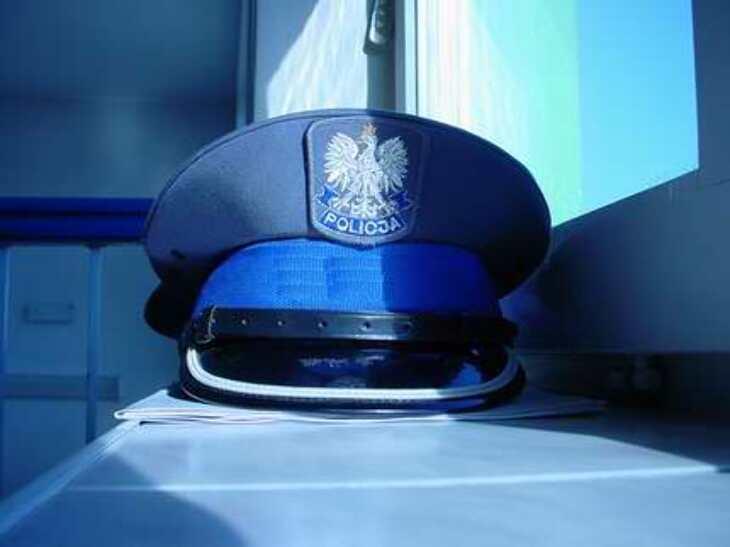 Podawał się za policjanta