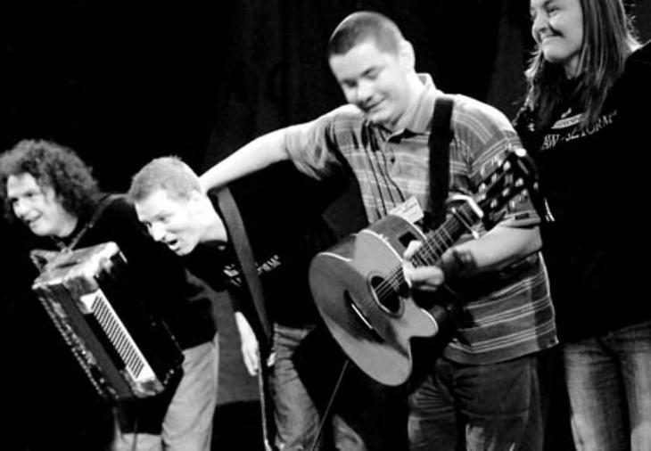Koncert szantowy w Piecuchu