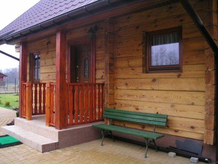 Budowa domów drewnianych