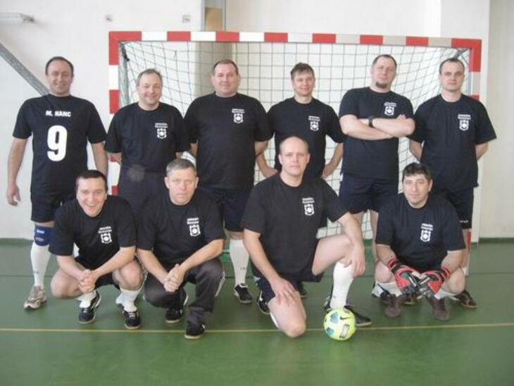 Turniej Piłki Nożnej 27 II