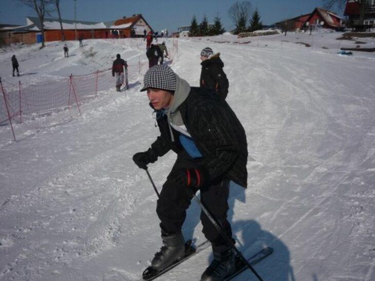 Wojewodzin na nartach
