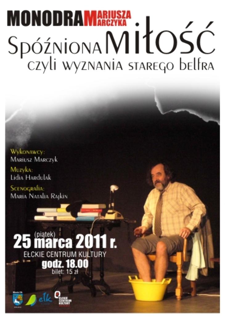 Monodram Mariusza Marczyka