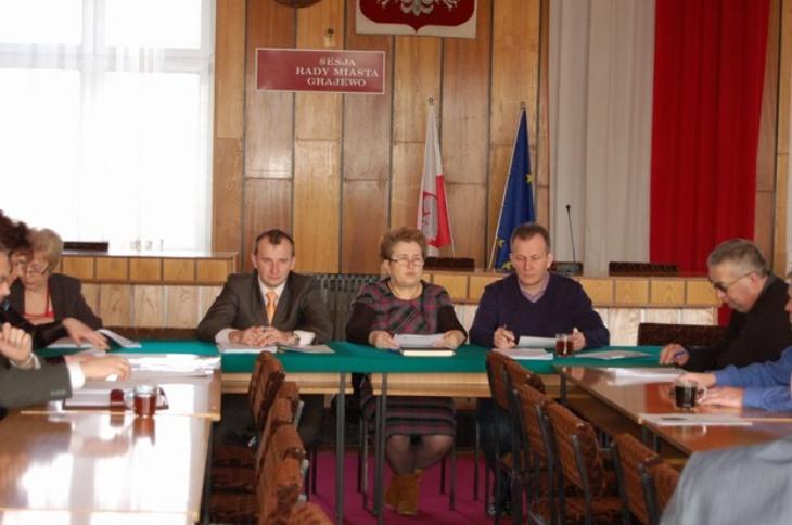 Echa komisji budżetowej