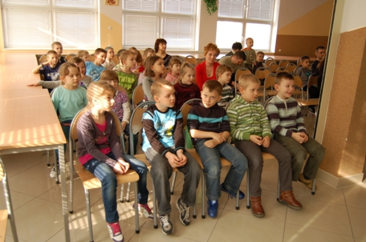 Poznaj nas i naszą szkołę - SP1