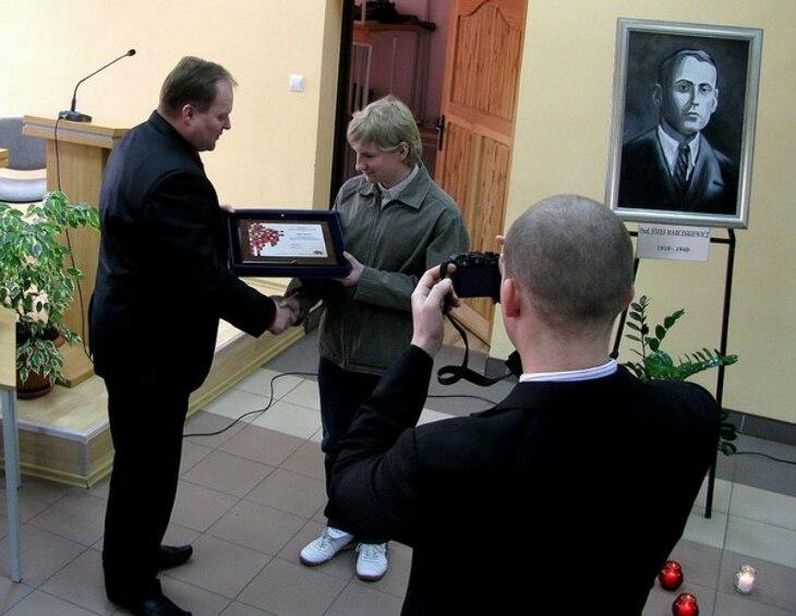 II miejsce dla A.Płoszkiewicza