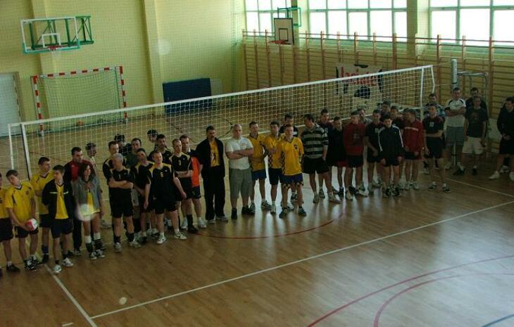 Finał Ligi Siatkówki LZS