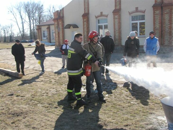Straż pożarna i kwalifikacje
