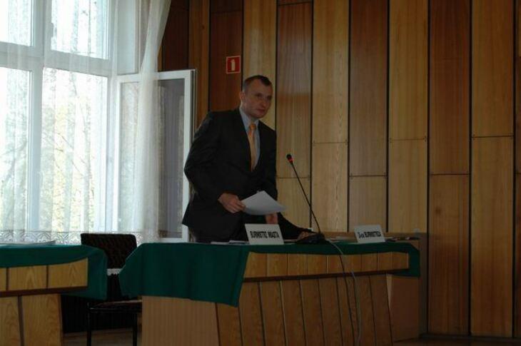 VII sesja Rady Miasta