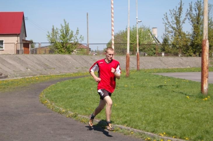 Lekkoatletyka przy PG3