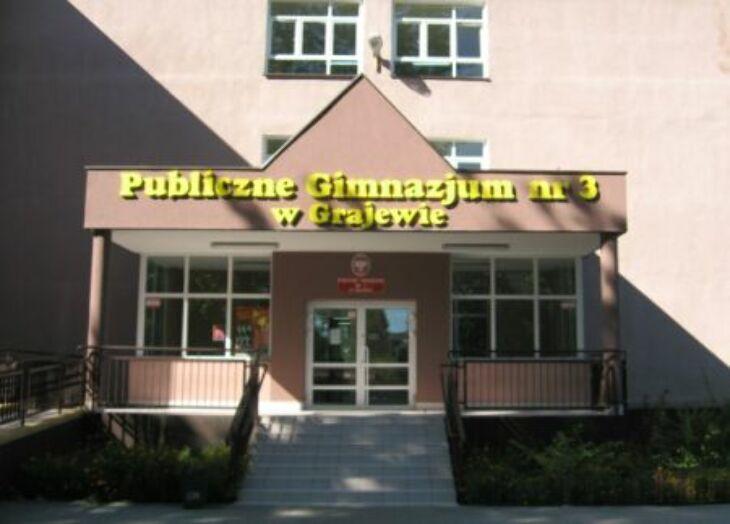 Gimnazjum nr 3 im. BbPN