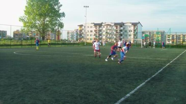 Amatorska Liga Piłki - finał