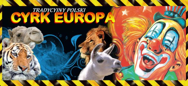Cyrk Europa  w Grajewie