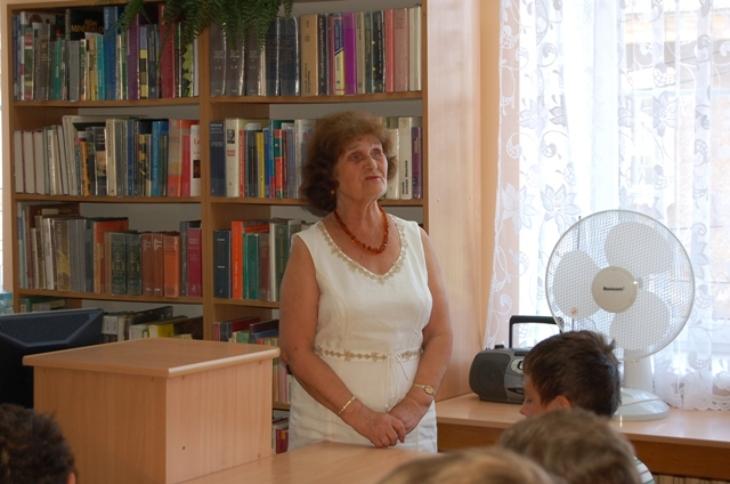 Spotkanie z Z. Lenkowską