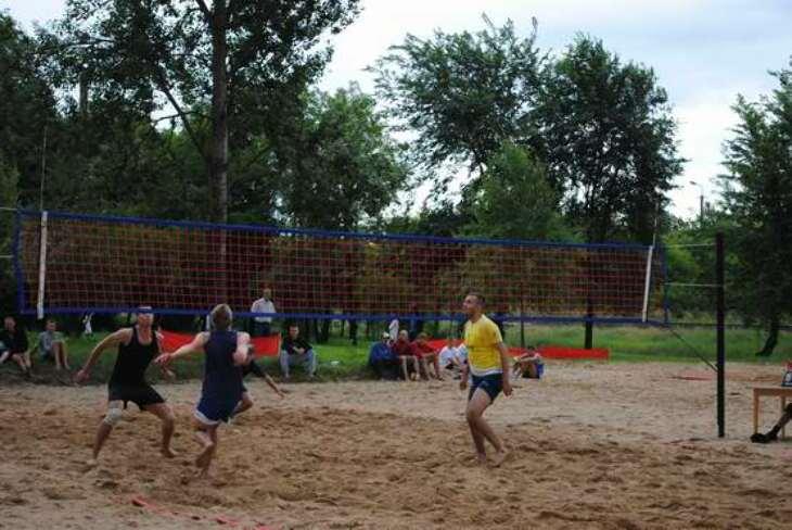 Siatkówka plażowa -wyniki