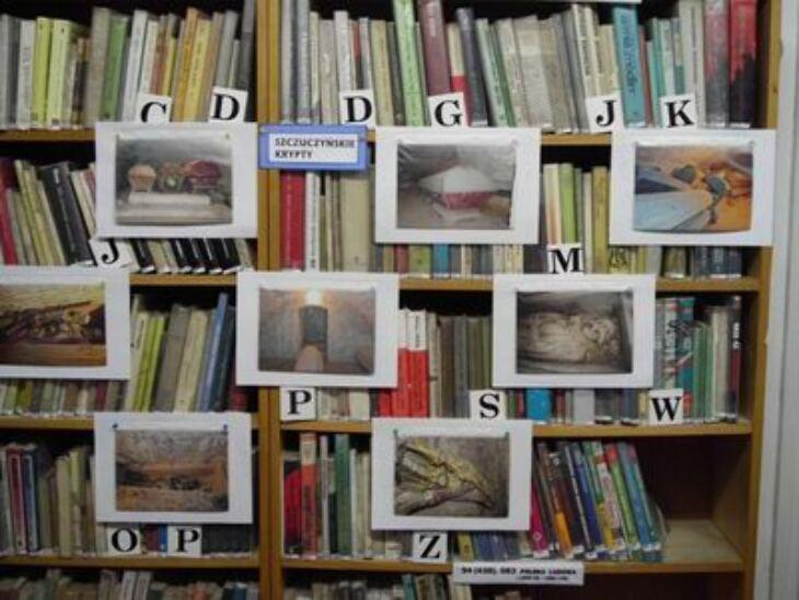 Biblioteka Miejska w Szczuczynie