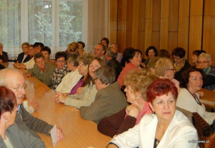 Inauguracja UTW w Grajewie