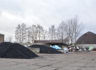 Sprzedaż węgla na Magazynowej