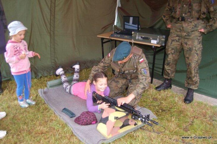 Piknik Militarny 2014