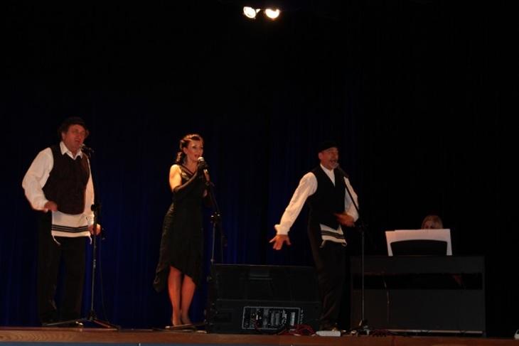Kabaret z Teatru Żydowskiego