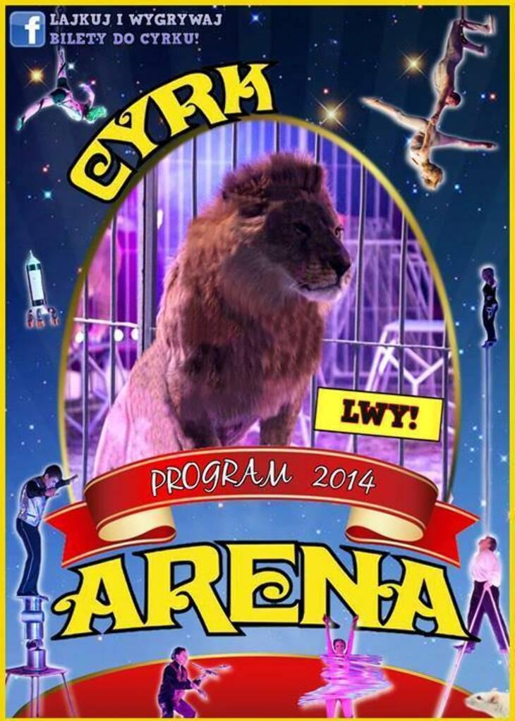 Cyrk Arena w Grajewie