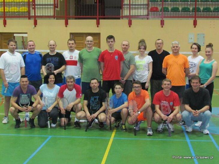 Liga Badmintona (wyniki)