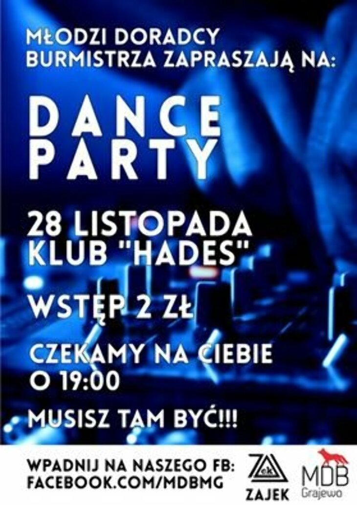 Dance Party 28 XI