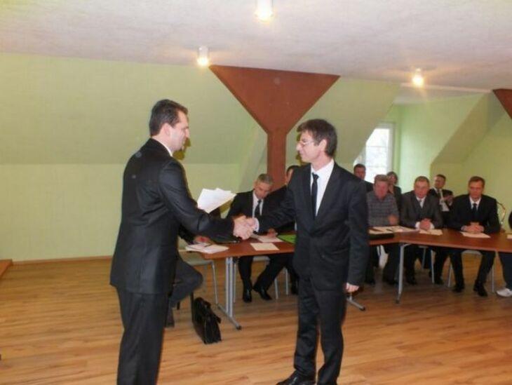 Sesja Rady Gminy Radziłów