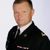 15. Dowódca Jednostki Ratowniczo - Gaśniczej - mł. bryg. inż. Kazimierz Golubiewski funkcję pełni od 01.11.2006r.