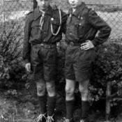 1. Waldek Michalak i Jan Romanowski