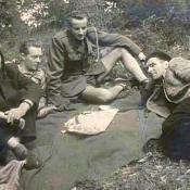 2. Obóz harc. Giby 1958.