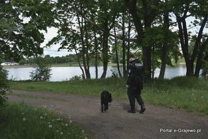 Zaginione dzieci odnalazł pies