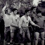 2. 2. Mecz o Puchar Polski AZS AWF W-wa - Skra W-wa, 1969,
