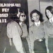 4. 3. Podlasianki, od l. Basia Gosiewska, Iza Olszewska, Basia Wiśniewska, Basia Smoczek