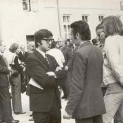 5. 4. Jesień 1973, I Zjazd absolwentów LO.